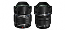 Olympus announces new 8mm fisheye and 7-14mm wide-angle lenses Photo