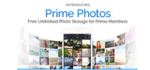 Amazon announces free unlimited photo storage for prime members Photo