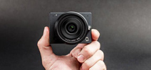 E1 Micro 4/3s POV camera on Kickstarter Photo