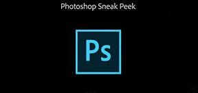 Adobe previews new Photoshop features Photo