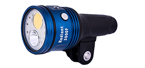Fantasea announces Radiant 3000F video light Photo