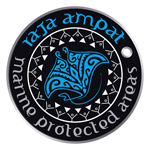 Nicholas Samaras wins 2010 Raja Ampat Tag Design Contest Photo