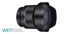 Sayang announces 14mm E mount lens Photo