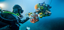 Stanford develops underwater robot Photo
