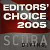 Wetpixel receives Scuba Diving Magazine's Editor's Choice Photo