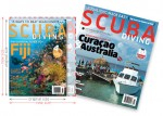 Scuba Diving Magazine increases paper format size Photo