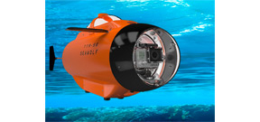 TTRobotix launches the Seawolf underwater drone Photo