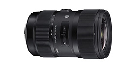 Sigma announces 18-35mm f1.8 wide-angle zoom lens Photo