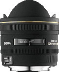 Sigma Announces Two New Digital Fisheye Lenses Photo