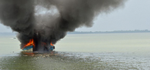 Indonesia sinks a further 81 illegal fishing vessels Photo