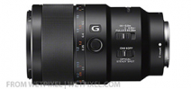 Sony ships 90mm macro lens Photo