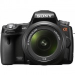 Sony DSLR's with translucent mirrors Photo