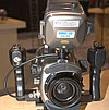 DEMA 2005 Sony HDV Camera Report Photo