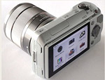 Sony NEX-3 APS-C compact digital camera leaked Photo