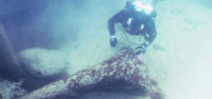 Swedish divers discover Stone Age relics Photo
