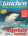 Tauchen Magazine Cover by Wetpixel Member Lars Kirchhoff Photo