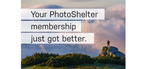 PhotoShelter announces unlimited storage for pro accounts Photo