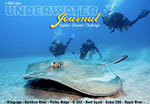 Underwater Journal webzine inaugural issue Photo