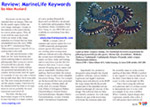 Alex Mustard reviews MarineLife Keywords in UwP 50 Photo