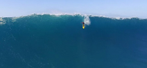 Video: Big Wave Surfing by Aaron Eveland Photo