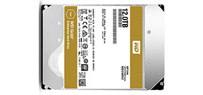 Western Digital ships 12TB hard drive Photo