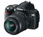 Nikon announces new D60 digital SLR and zoom, macro, tilt-shift lenses Photo