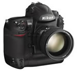 Nikon announces 24.5MP D3x Photo