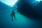 Do you solo dive as a photographer? Photo