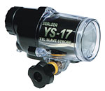 Sea & Sea announces YS-17 TTL strobe, compact camera accessories Photo