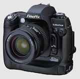 Fuji FinePix S3 Pro Announced Photo