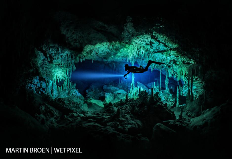 Cenote Dream Gate.