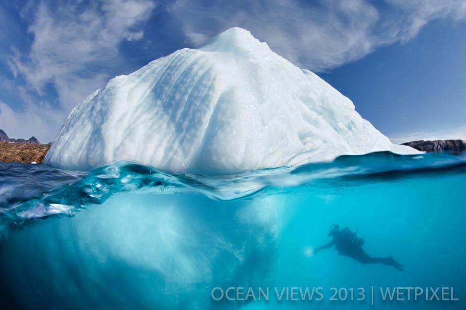 """**Ninth Prize**: Tobias Friedrich. """"*Iceberg noraw*""""."""
