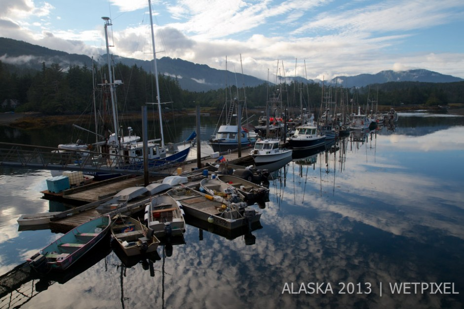 Susan Brown: A Harbor Full of Little Puffy Clouds.