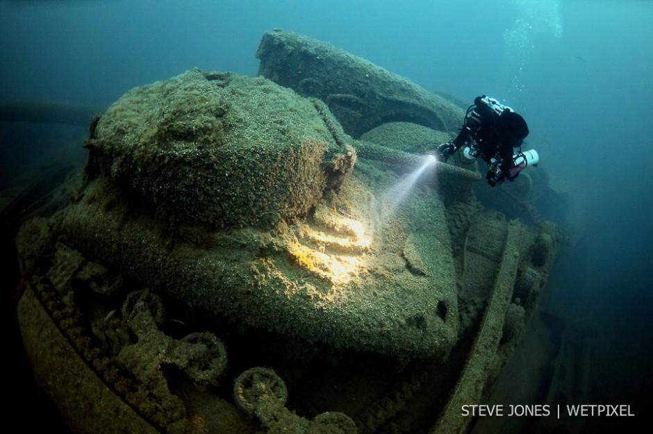 Steve Jones: Deep wrecks of Malin Head.
