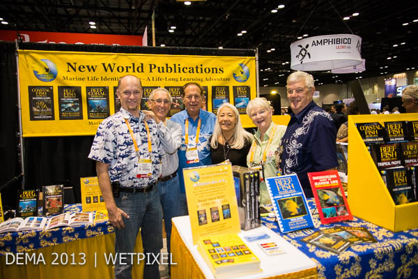New World Publications on Wetpixel