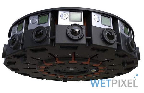 GoPro displays new VR solutions :: Wetpixel com