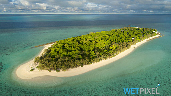 Heron Island on Wetpixel