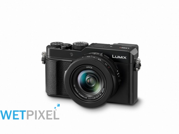 Panasonic on Wetpixel