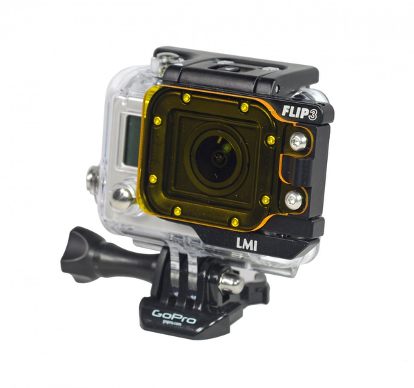 Light & Motion GoPro fluorescen