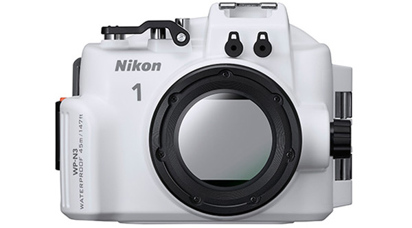 Компания Никон (Nikon) выпустила бокс для двух своих фотокамер Nikon 1 J4 или Nikon 1 S2