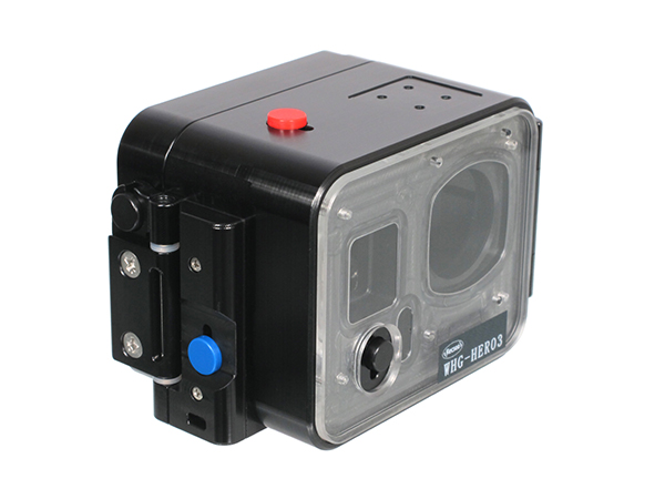 Recsea GoPro housing on Wetpixel