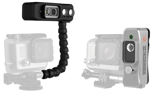 Light & Motion представила подводный фонарь Sidekick для экшн-камеры GoPro