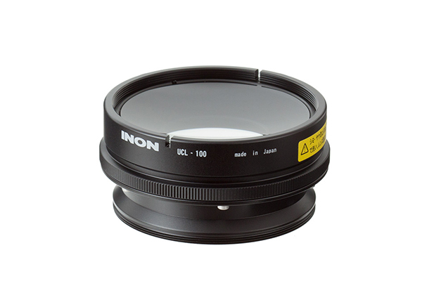 Inon UCL-100 lens