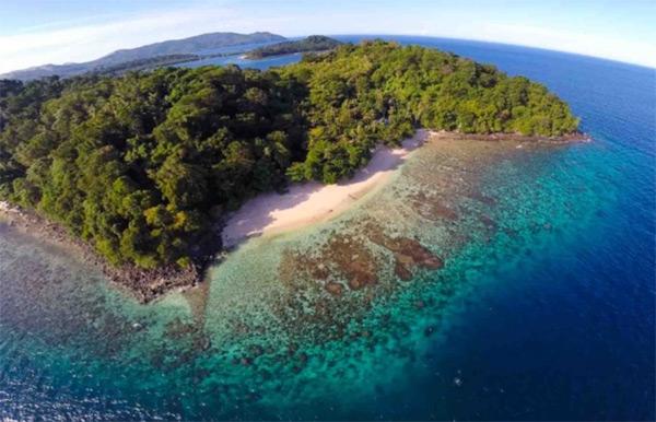 остров Бангка