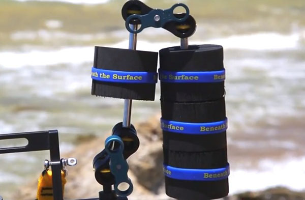 BtS floats on Wetpixel