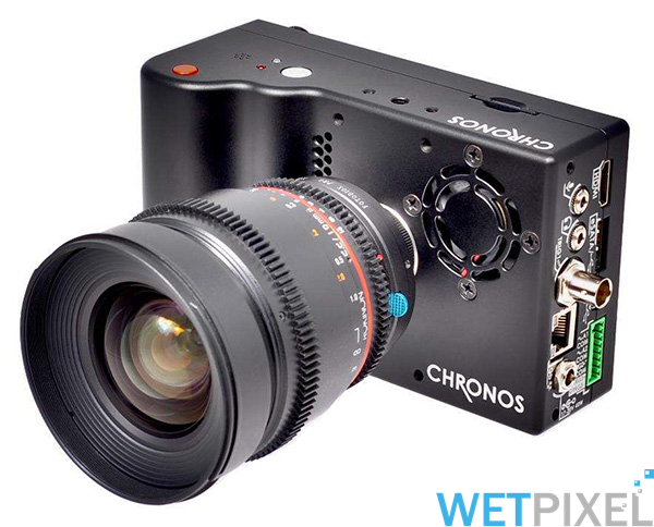 High speed camera on Wetpixel