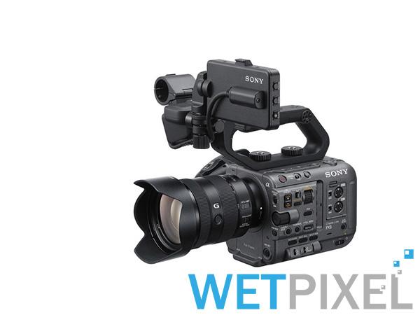 Sony FX-6 on Wetpixel