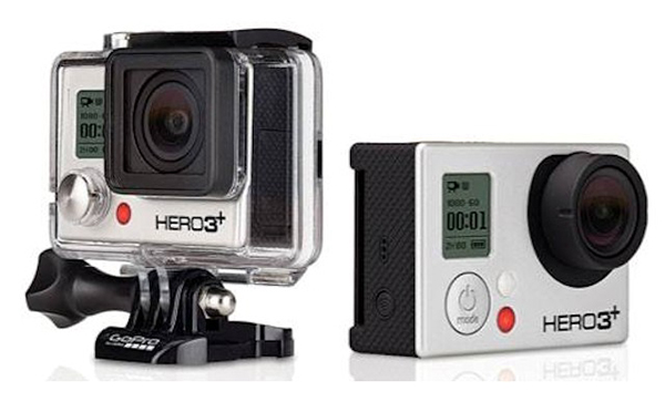 GoPro Hero3+ on Wetpixel