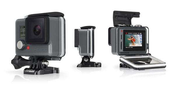 GoPro объявила о выпуске сенсорного экрана для экшн-камер