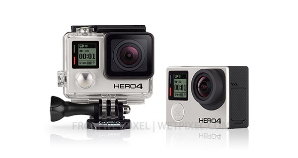 GoPro on Wetpixel